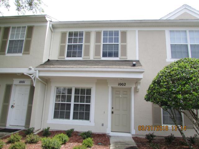 8230 Dames Point Crossing Blvd N #1002, Jacksonville, FL 32277 (MLS #928778) :: EXIT Real Estate Gallery
