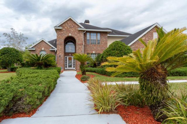 400 Huckleberry Trl, Jacksonville, FL 32259 (MLS #929041) :: Memory Hopkins Real Estate