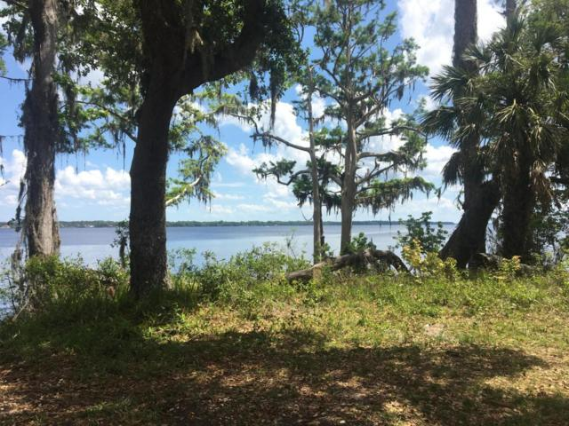 PT LOT 2 Old Church Rd, Fleming Island, FL 32003 (MLS #929295) :: The Hanley Home Team