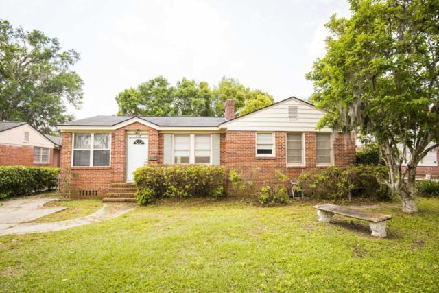 428 W 69TH St, Jacksonville, FL 32208 (MLS #929907) :: St. Augustine Realty