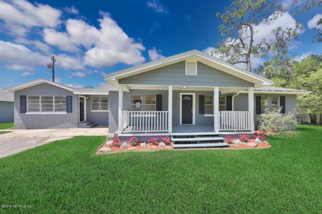 540 Lowder St N, Macclenny, FL 32063 (MLS #930288) :: St. Augustine Realty