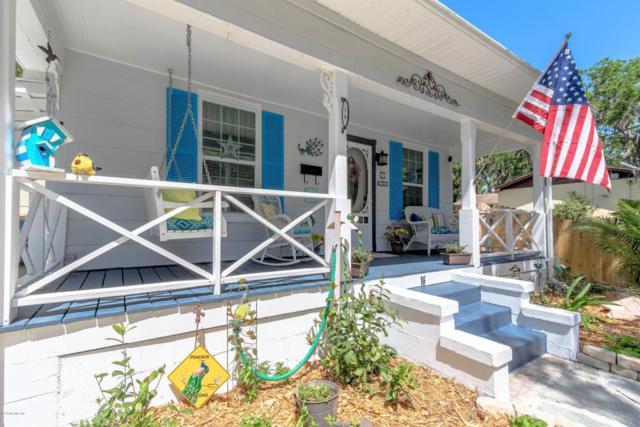 16 Ballard Ave, St Augustine, FL 32084 (MLS #930800) :: EXIT Real Estate Gallery