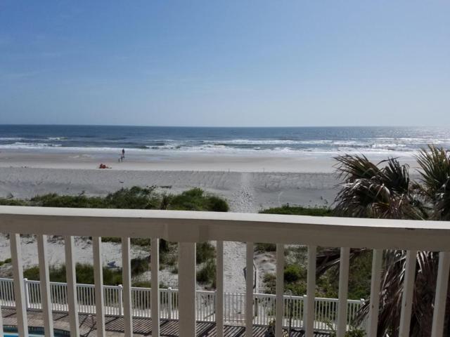 811 1ST St S #12, Jacksonville Beach, FL 32250 (MLS #931310) :: The Hanley Home Team