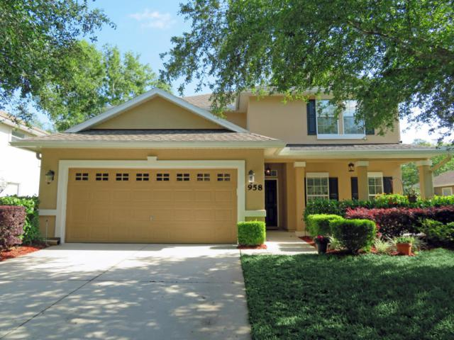 958 W Tennessee Trce, St Johns, FL 32259 (MLS #931364) :: Pepine Realty