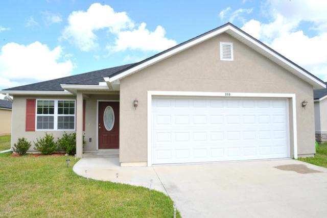 310 N Twin Maple Rd, St Augustine, FL 32084 (MLS #931979) :: EXIT Real Estate Gallery