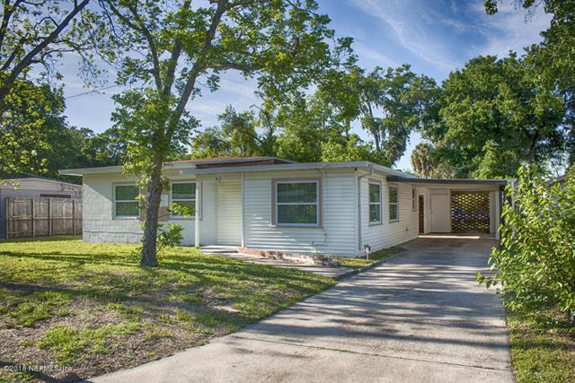 815 E 60TH St, Jacksonville, FL 32208 (MLS #932224) :: Florida Homes Realty & Mortgage