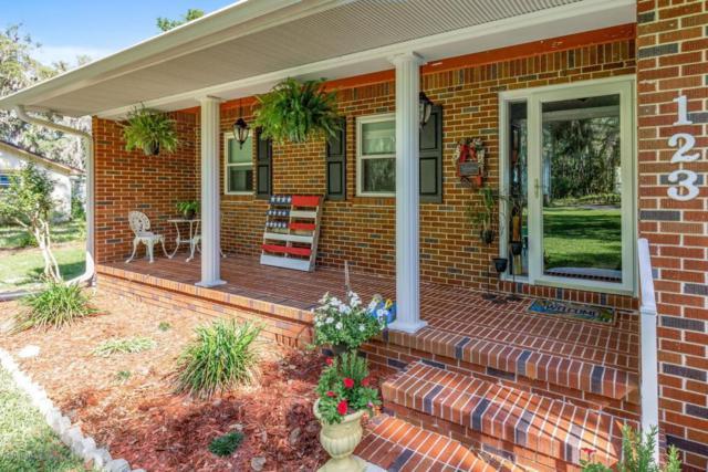 123 Murphy,S Cove, East Palatka, FL 32131 (MLS #932255) :: Florida Homes Realty & Mortgage