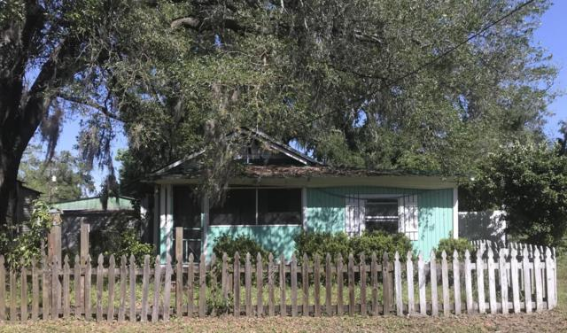 756 Grand St, Starke, FL 32091 (MLS #932373) :: Florida Homes Realty & Mortgage