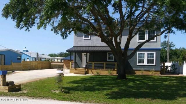 266 Ventura Rd, St Augustine, FL 32080 (MLS #932488) :: Memory Hopkins Real Estate