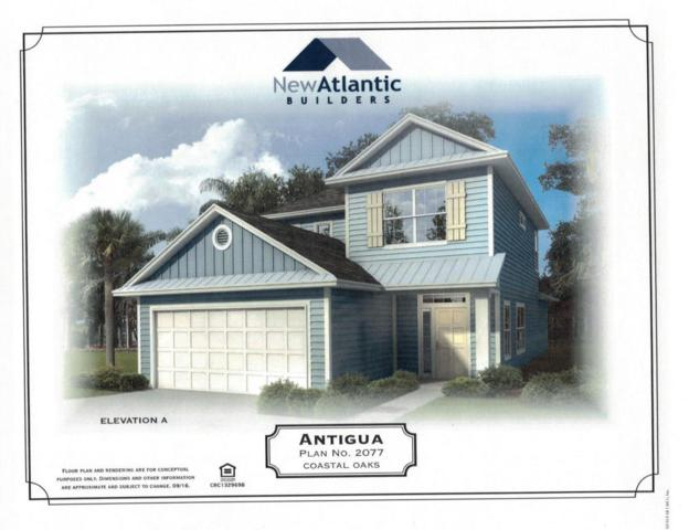 2158 Fairway Villas Dr, Atlantic Beach, FL 32233 (MLS #932776) :: RE/MAX WaterMarke