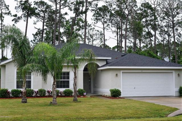 11 Wayland Pl, Palm Coast, FL 32164 (MLS #932815) :: Sieva Realty