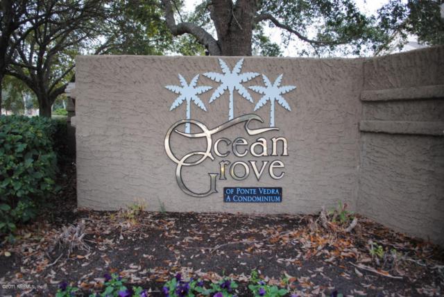 3 Arbor Club Dr #318, Ponte Vedra Beach, FL 32082 (MLS #932875) :: Pepine Realty