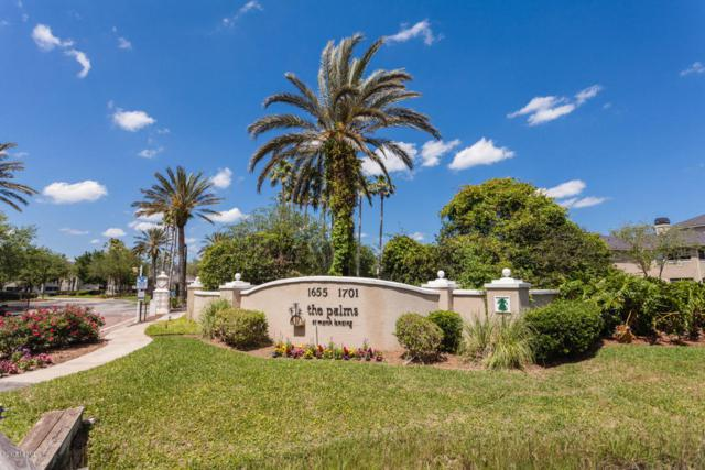 1655 The Greens Way #2724, Jacksonville Beach, FL 32250 (MLS #932888) :: RE/MAX WaterMarke