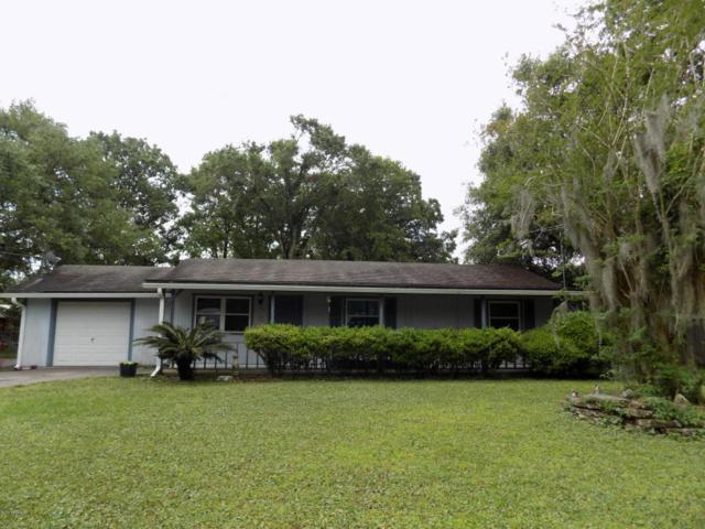 8892 Old Plank Rd, Jacksonville, FL 32220 (MLS #932958) :: St. Augustine Realty