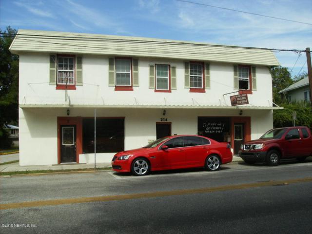 214 San Marco Ave, St Augustine, FL 32084 (MLS #933037) :: RE/MAX WaterMarke