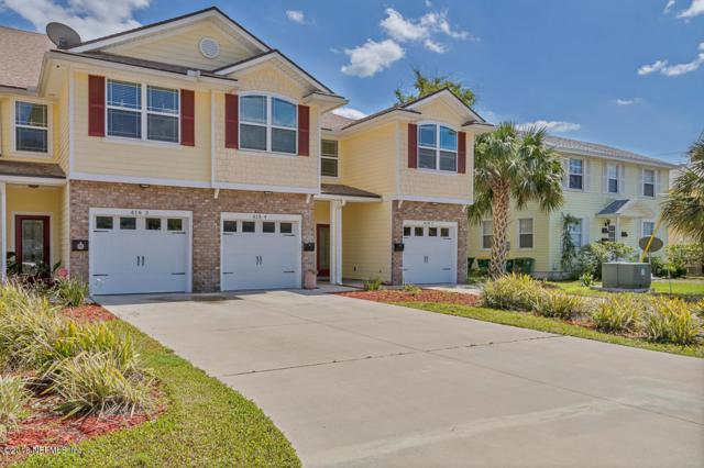 418 7TH Ave N #3, Jacksonville Beach, FL 32250 (MLS #933286) :: EXIT Real Estate Gallery