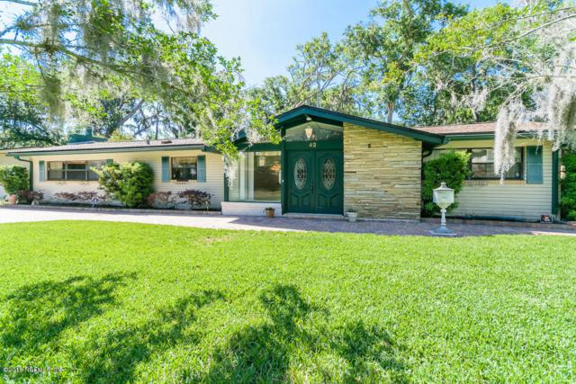 42 Oakwood Rd, Jacksonville Beach, FL 32250 (MLS #933486) :: St. Augustine Realty