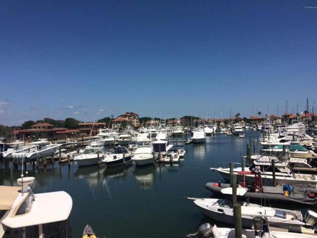 201 Yacht Club Dr #24, St Augustine, FL 32084 (MLS #934301) :: RE/MAX WaterMarke