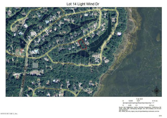 LOT 14 Light Wind Dr, Fernandina Beach, FL 32034 (MLS #934637) :: EXIT Real Estate Gallery