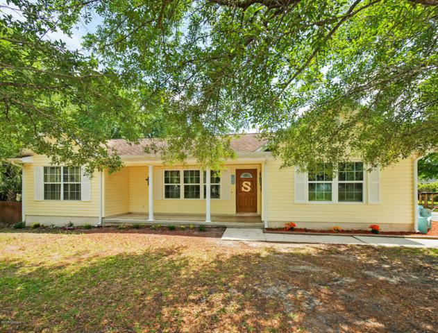 27383 W 13TH Ave, Hilliard, FL 32046 (MLS #934663) :: Sieva Realty