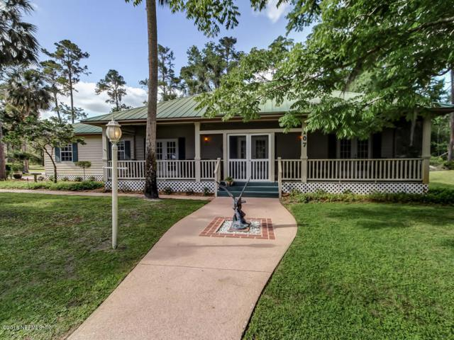 107 William Bartram Dr, Crescent City, FL 32112 (MLS #934816) :: St. Augustine Realty