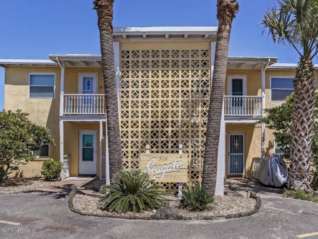 316 S Fletcher Ave A, Fernandina Beach, FL 32034 (MLS #935084) :: The Hanley Home Team
