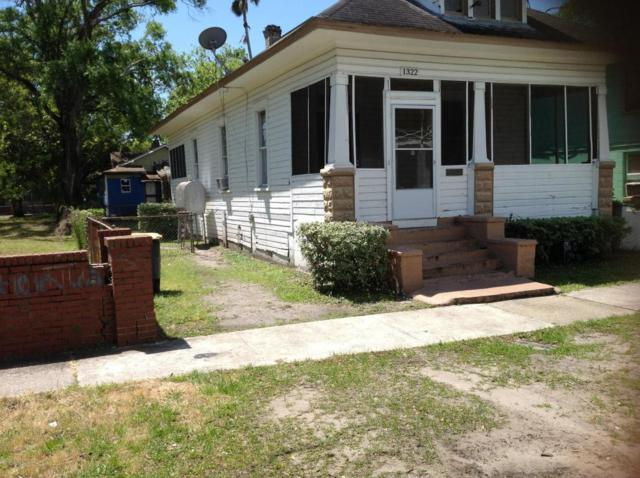 1322 W 6TH St, Jacksonville, FL 32209 (MLS #935093) :: EXIT Real Estate Gallery