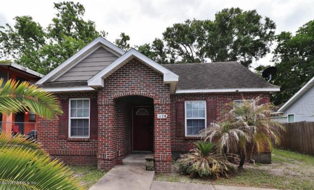 1178 W 23RD St, Jacksonville, FL 32209 (MLS #935165) :: EXIT Real Estate Gallery