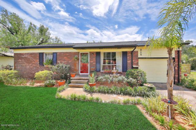 215 E St, St Augustine, FL 32080 (MLS #935529) :: St. Augustine Realty