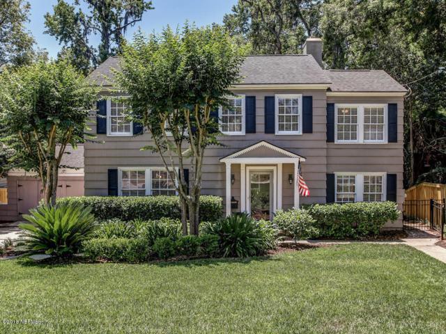 1334 Morvenwood Rd, Jacksonville, FL 32207 (MLS #935689) :: St. Augustine Realty