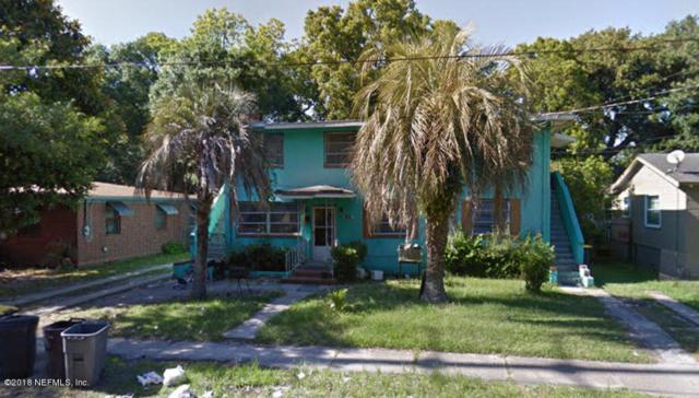 1265 W 26TH St, Jacksonville, FL 32209 (MLS #935700) :: The Hanley Home Team