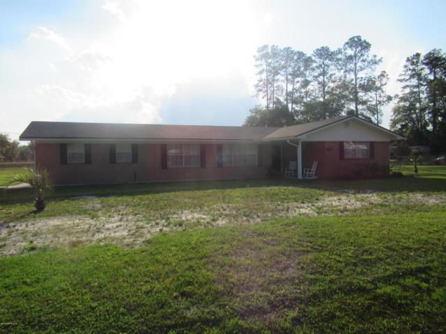 646 Laverne St, Macclenny, FL 32063 (MLS #935840) :: St. Augustine Realty