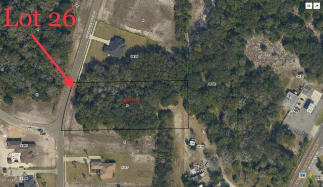 0 Woodsman Cove Lot 26 Ln, Jacksonville, FL 32226 (MLS #936080) :: CrossView Realty