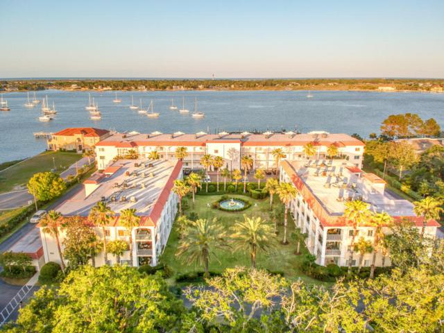 157 Marine St #109, St Augustine, FL 32084 (MLS #936100) :: EXIT Real Estate Gallery