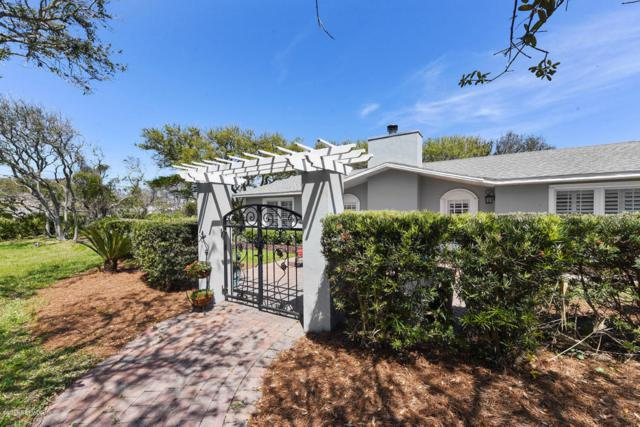3940 Palm St, St Augustine, FL 32084 (MLS #936105) :: EXIT Real Estate Gallery