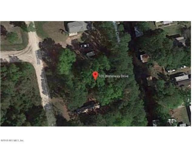 106 Waterway Dr, Satsuma, FL 32189 (MLS #936140) :: The Hanley Home Team