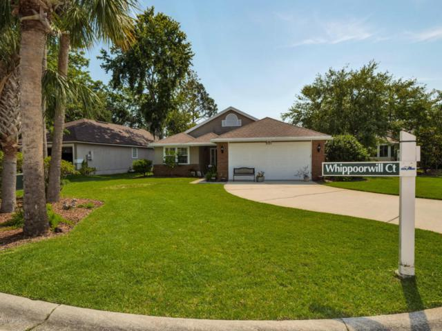 3371 Whippoorwill Ct, Jacksonville Beach, FL 32250 (MLS #936311) :: EXIT Real Estate Gallery