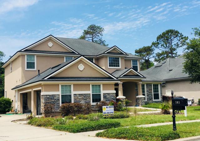 283 Sophia Ter, St Augustine, FL 32095 (MLS #936370) :: Florida Homes Realty & Mortgage