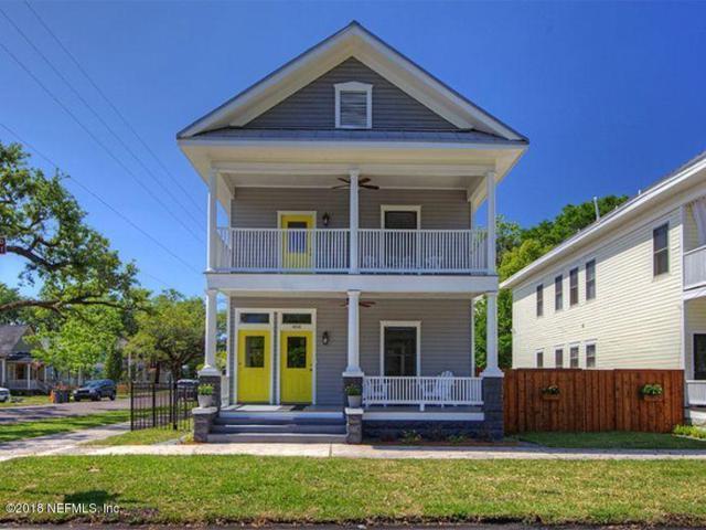 454 E 6TH St, Jacksonville, FL 32206 (MLS #936374) :: St. Augustine Realty