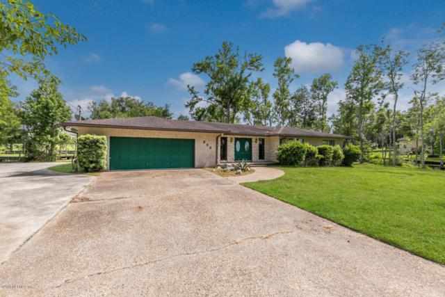820 Lawhon Dr, St Johns, FL 32259 (MLS #936608) :: CrossView Realty