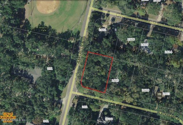 LOT 19 Blackbeard Pl, Fernandina Beach, FL 32034 (MLS #936922) :: The Hanley Home Team