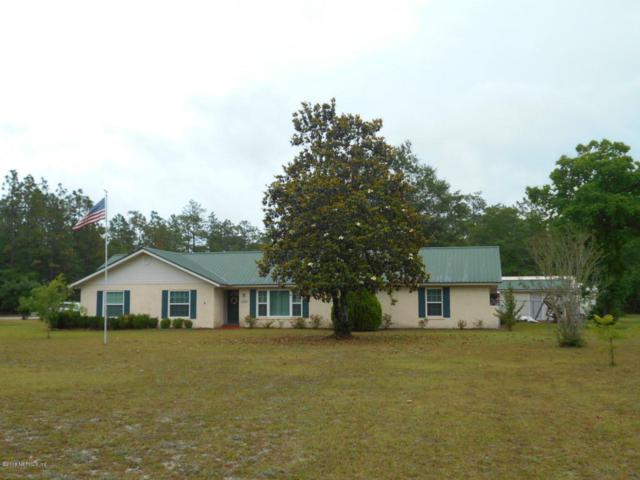 14519 Bob Burnsed Rd, Glen St. Mary, FL 32040 (MLS #936938) :: EXIT Real Estate Gallery
