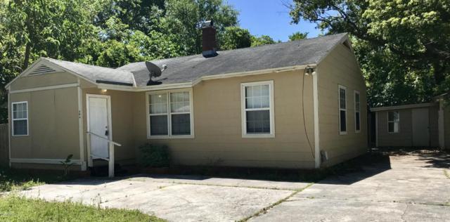 606 E 61ST St, Jacksonville, FL 32208 (MLS #937041) :: St. Augustine Realty