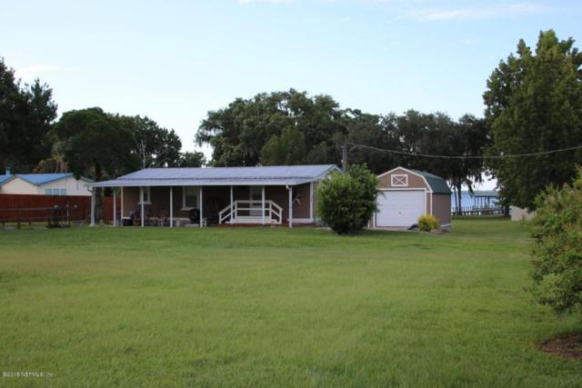 302 Crescent Lake Shore Dr, Crescent City, FL 32112 (MLS #937061) :: Memory Hopkins Real Estate