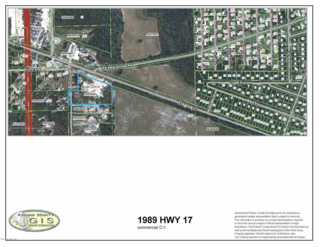 1989 Highway 17, Crescent City, FL 32112 (MLS #937084) :: Memory Hopkins Real Estate