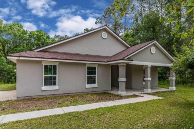 55 Sorrel St, Middleburg, FL 32068 (MLS #937234) :: Sieva Realty