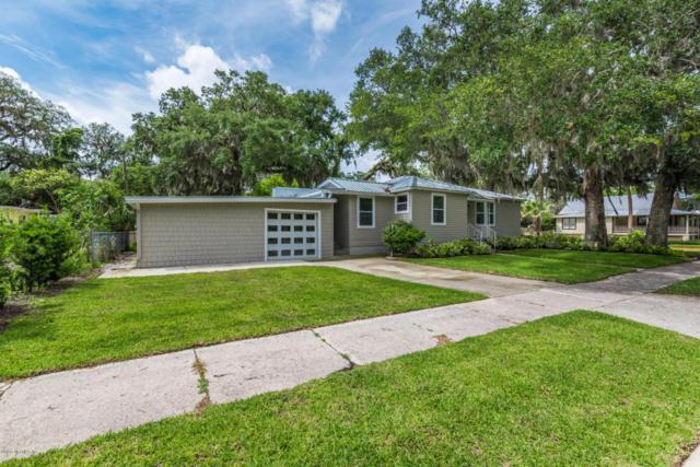 21 Bay View Dr, St Augustine, FL 32084 (MLS #937396) :: The Hanley Home Team