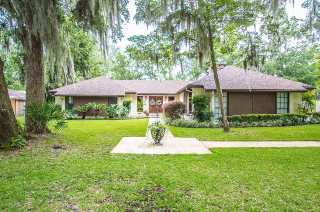 3446 Lullwater Ln, Orange Park, FL 32073 (MLS #937544) :: Keller Williams Atlantic Partners