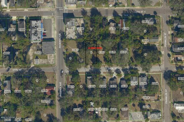0 Dyal St, Jacksonville, FL 32206 (MLS #937848) :: EXIT Real Estate Gallery