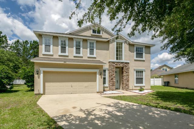 464 Hearthside Ct, Orange Park, FL 32065 (MLS #937875) :: Pepine Realty